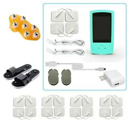 Tens Unit Recharge Massage 24m Therapy Acupuncture Pulsed Muscle Stimulator Ems