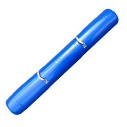 Commercial Inflatable Game Accessory - 6' Blue Air Filled Joust Pole With Handle