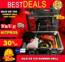 Hilti Uh 700 In Heavy Duty Tool Case, Brand New, Strong, L@@k, Fast Shipping