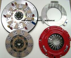 Mcleod Rxt 1200-hp Twin Disc Clutch And 9-bolt Steel Fly 09-13 Gm Ls9 Engine Swap