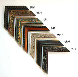 Custom Picture Frame   Ornate Series 1   Great For Dimplomas And Certificates