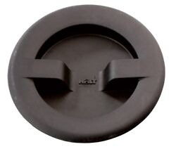 Nautos Ht.337 - Hatch Cover Black -small - Opening Size 4
