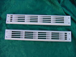 Sea Ray 215 Express Cruiser White Boat Vent Louver Bilge Exhaust 17-1/2 New