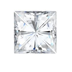 Square Forever One Charles And Colvard Loose Moissanite Stone