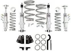 Viking® Voyager Front/rear Coil-overs 1979-93 Mustang 87-93 Orig W/4 Cyl Bb