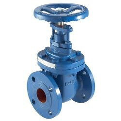 Cast Iron Pn16 Flanged Gate Valve 2 To 8 Manufactured To Bs 5150 Model 235