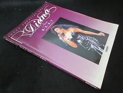 Dianna Ross New Best Japan Score Song Book Super Vocalist Series Lionel Piano