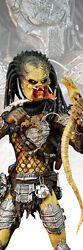 Rare Sideshow Exclusive Wolf Predator Cleaner Hot Toys Avp 12 Figure Mip Sealed
