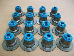 Mitsubishi Eclipse Neon 2.0l 2.4 Dohc 420a - Viton Valve Seals - Set Of 16 - New