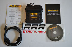 Haltech Elite 550 Ecu New In Sealed Box Includes Programming Cable And Software