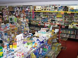 INVENTORY: PET SUPPLIES - RETAIL PRICE OVER $160000