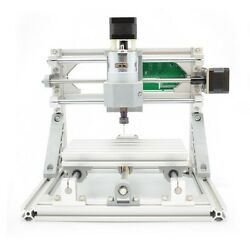 3 Axis Diy Cnc 16x10cm Router Mini Mill Wood Carving Engraving Milling Machine
