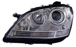 HELLA Bi Xenon AFS LEFT side headlight front light FOR Mercedes W164 2005-2007