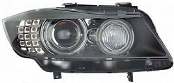 bi-xenon Right side headlights LED DRL lights FOR BMW 3 E90 E91 from 08-11