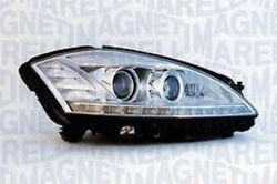 Led Bi-xenon Right Passenger Side Headlight For Mercedes S-class W221 From 09-