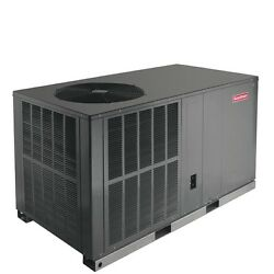 2 Ton Goodman 15 Seer R410a Air Conditioner Packaged Unit Gpc15 Series