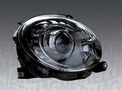 bi-xenon left side Drivers side headlight front light FOR Fiat 500 from 09-2014