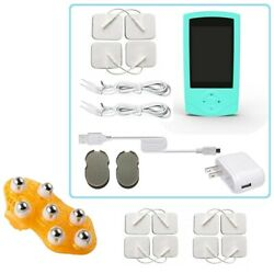 Tens Unit 24m Massage Therapy Acupuncture Pulsed Muscle Stimulator Ems Pain Reli