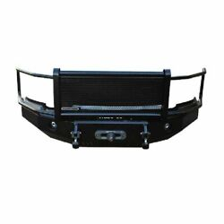 Iron Cross Hd Grille Guard Front Bumper For 2006-2009 Dodge Ram 2500 3500