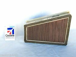 Cessna Aircraft Air Filter C294510-0701 Dry Air Cleaner Vintage Engine Nice Part