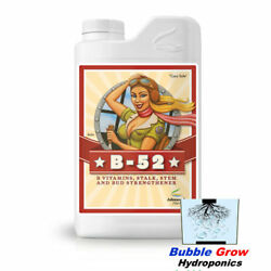 ADVANCED NUTRIENTS B-52 FERTILIZER BOOST 1L HYDROPONIC FLOWER VITAMIN BOOSTER