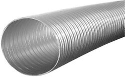 Smoothwall Double Ply Stainless Steel Custom Chimney Liner - 9 X 50'