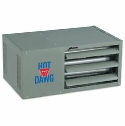 125k Double Stage Hot Dawg Garage Power Vented Blower Unit - Lp