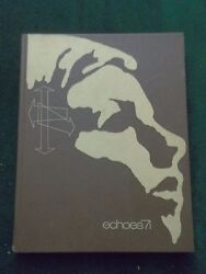 1971 Echoes Anderson College Anderson Indiana Yearbook 290