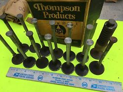 Ford Exhaust Valve Lot Of 14 For 6 Cylinder 90 Hp Lot Of 14. Item 5448