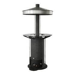 Outdoor Wood Stove Heater Wood Burning Stove With Table