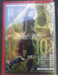Wccf 2015-2016 Mvp Lionel Messi Rare Card From Japan