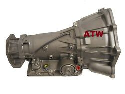 4l60e Transmission And Converter, Fits 2004 Gmc Envoy, 4.2l Eng, 2wd Or 4x4 Gm
