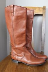 New Madewell For J Crew Archive Boots Sz 11 298 Classic Brown 96873