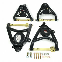 New Upper And Lower Tubular Control Arms For 58-64 Chevy Impala Bel Air Biscayne