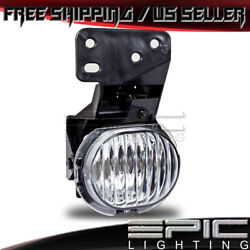 1997-2003 Chevy Malibu Driving Fog Light Lamp - Clear - Left Driver Side LH
