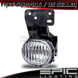 1997-2003 Chevy Malibu Driving Fog Light Lamp - Clear - Right Passenger Side RH