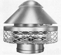 10'' Type C Stainless Steel Top Draft Inducer By Shop Chimney