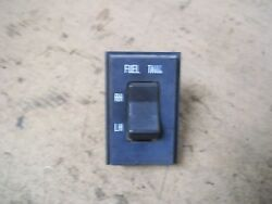Chevy Pickup Fuel Switch Left Right Tank 15599081 Gmc Truck 1990's Z