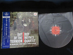 Roy Haynes Out Of The Afternoon Japan Vinyl Lp W Obi Roland Kirk Tommy Flanagan