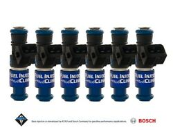 Fuel Injector Clinic High Z 1650cc Fuel Injectors For Nissan 350/370z G35/37