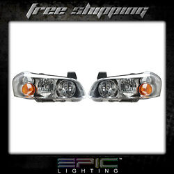 Fits 2002-03 NISSAN MAXIMA HID MODELS HEADLIGHT LAMP PAIR LEFT AND RIGHT SET