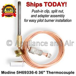 Modine Hot Dawg Heater 5h69336-6 Thermocouple + Tips And Instr. - Ships Today