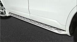 For VOLVO XC90 2015 2016 2017 running board side step nerf bar protector N