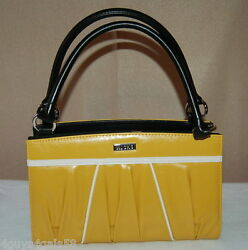 Miche Classic Purse Shell Only Fits Classic Bag Daisy Yellow White Accent