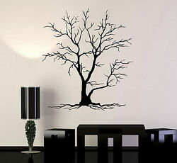 Vinyl Wall Decal Tree Room Interior House Decoration Stickers ig4212