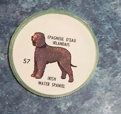 Humpty Dumpty Potato Chips Dogs # 57 Irish Water Spaniel