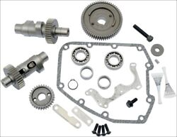 Sands Cycle 585 Ez Easy Start Gear Drive Cams .585 Lift Harley Twin Cam 99-06