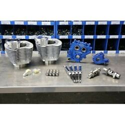 Sands Cycle Power Package 110 Silver Big Bore Kit W/ 585 Chain Cams 07-17