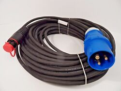 Universal New Calix 1556504 Shore Power Cable For Boat Marine 25meter