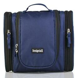 Hanging Toiletry Bag: Insignia Mall Travel Cosmetic Organizer For Men Women Boys